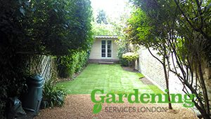 professional garden landscaping North London