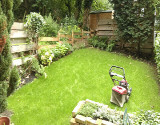 London Lawn Ready for Mowing