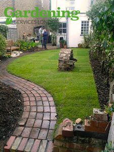 London garden design and landscaping