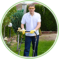garden maintenance London